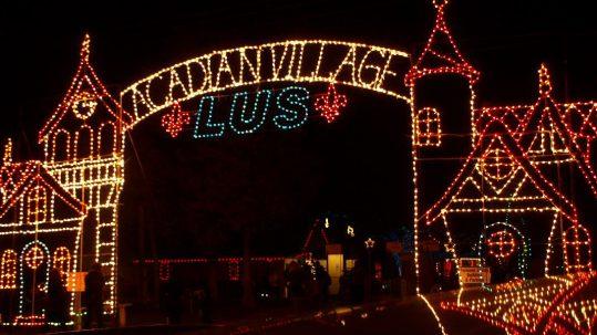Acadian Village - Noel Acadien au Village