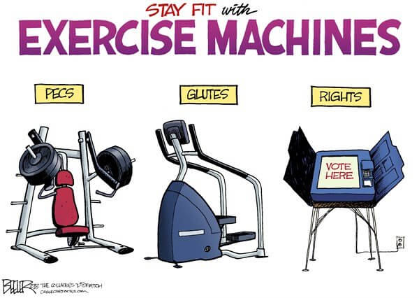 Exercise Your Rights