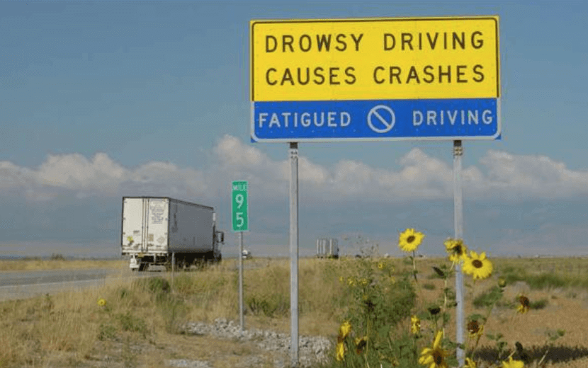 drowsy driving