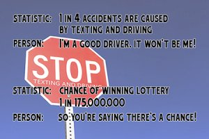 text message driving