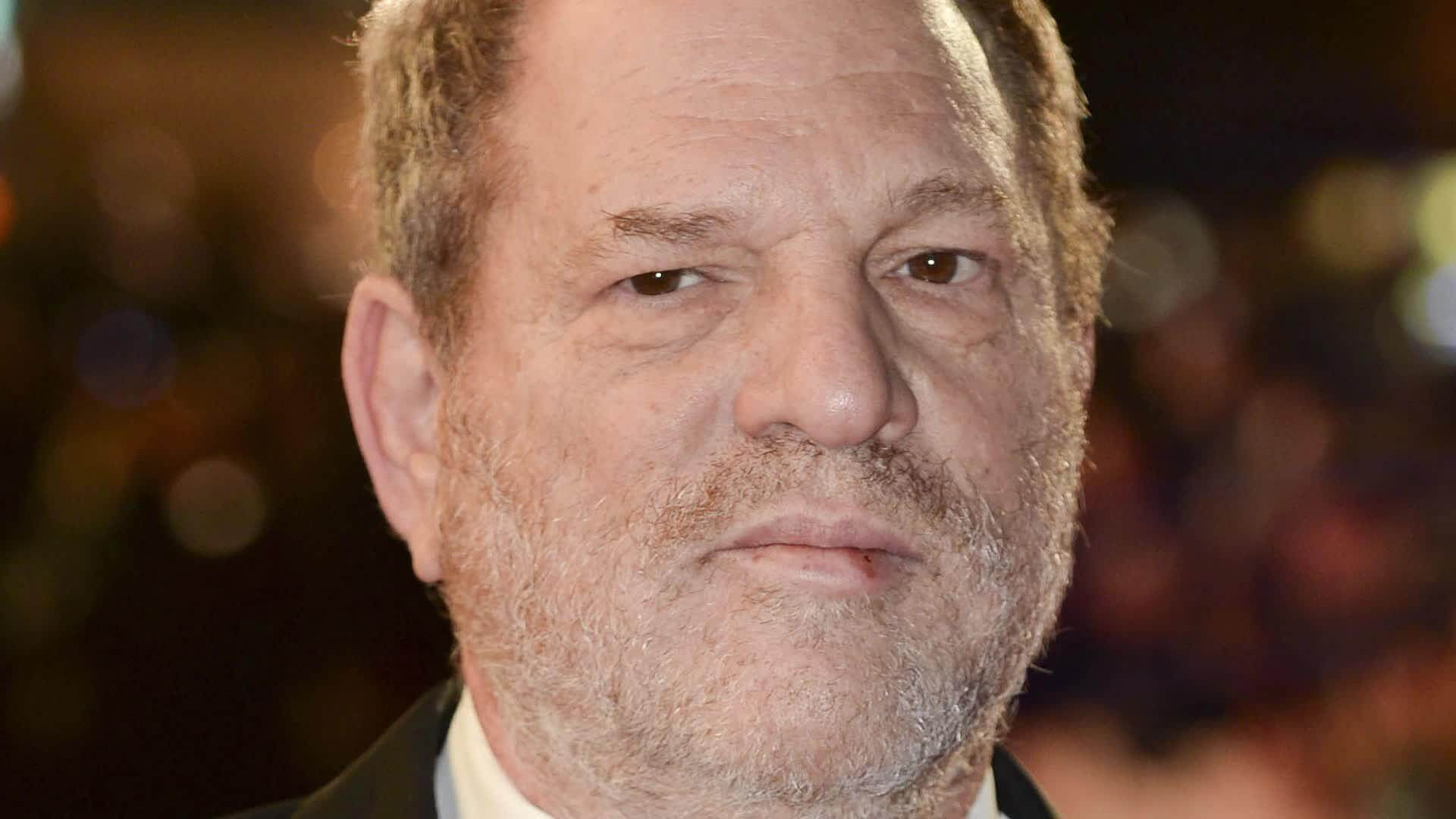 weinstein workplace sexual harassment