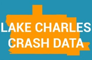 Lake Charles Crash Data