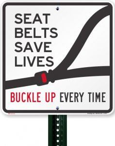 Seat Belts Save Lives | Louisiana Seat Belt Laws | Car Accident Attorney
