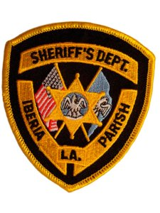 iberia parish american sheriff