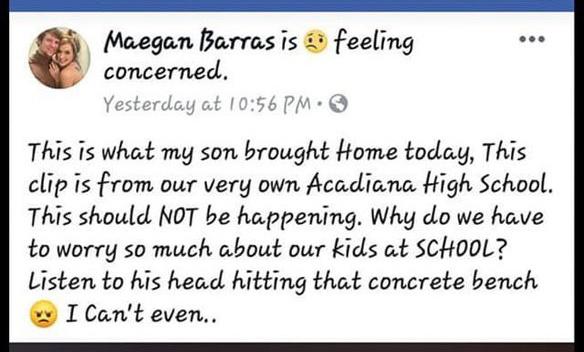 maegan barras facebook post