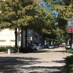 Jefferson St Stop Sign
