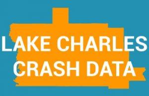 Lake Charles Crash Data