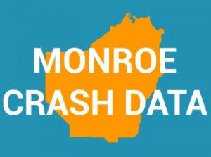 Monroe Crash Data