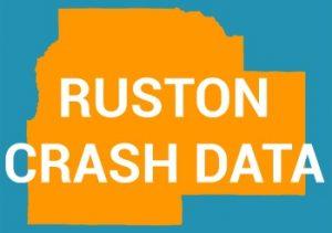 Ruston Crash Data